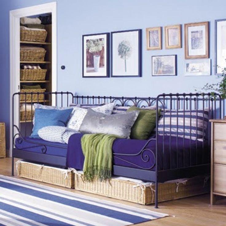 Excellent Snap Shots Wrought Iron Sofa Popular Guest Bedroom Design Interior Design Bedroom Small Bedroom Design