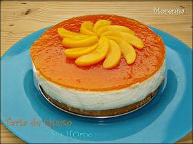 Delicada, suave y deliciosa, una tarta de queso ideal  para hacerla en casa y sorprender a los invitados en tus celebraciones.   Gusta a to...