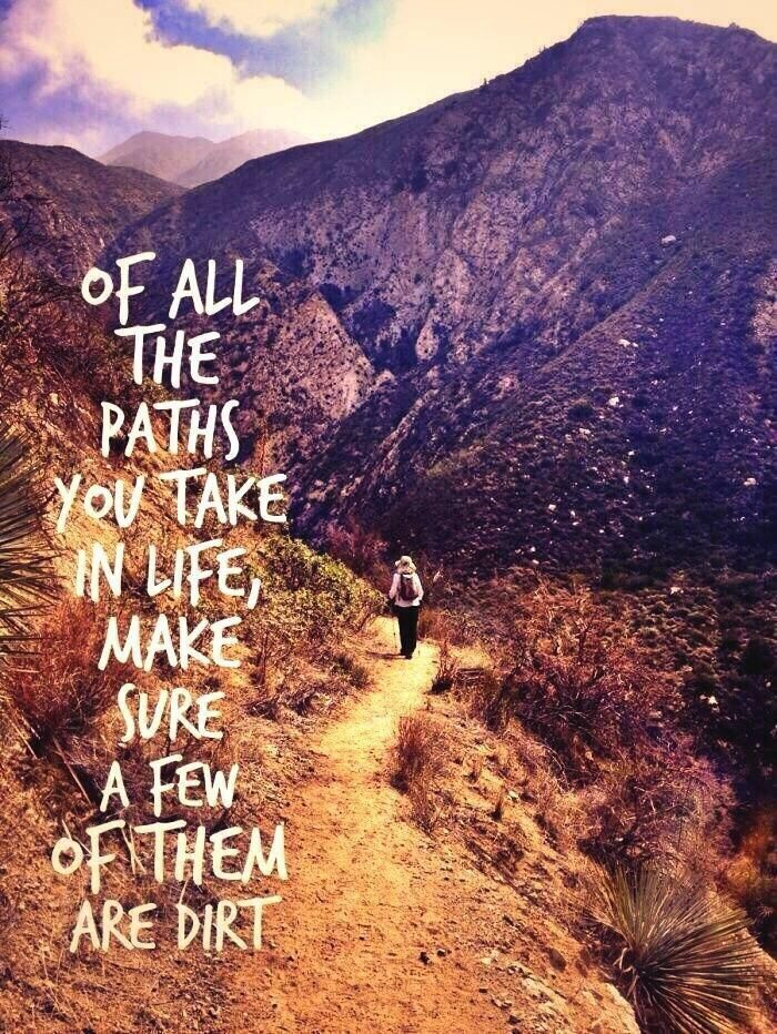 Make Sure A Few Are Dirt Roads :)