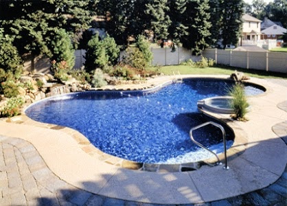 50 best american pools and spas images on pinterest pool spa lehigh valley and pools