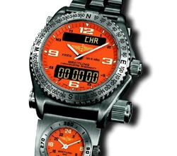 Breitling Emergency Saves LifeRaymond Lee Jewelers Blog