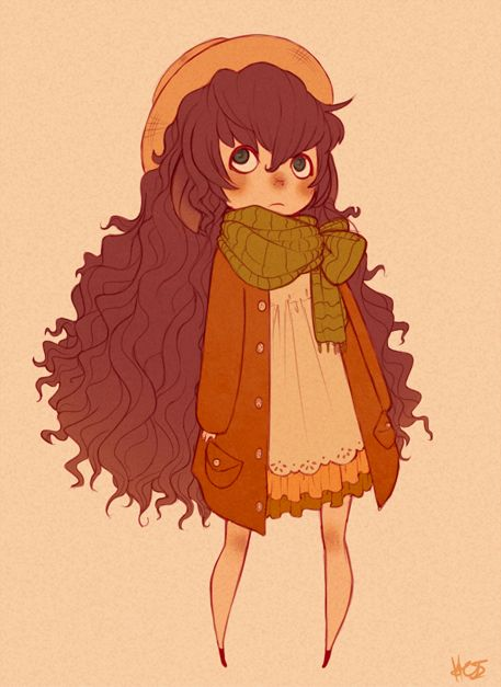 I don't have the name of the illustrator, but this is a great style!