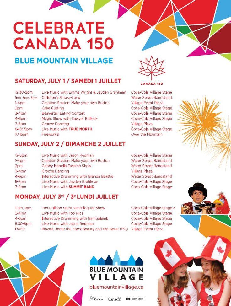 BMVA - Canada Day Celebrations