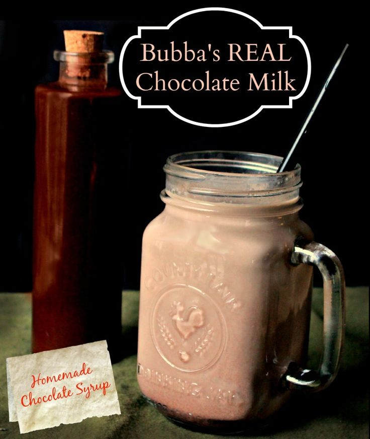 How to make real chocolate milk - without the junk!