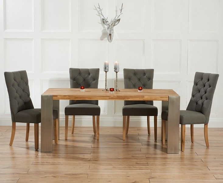 28 best Fabric Dining Chairs images on Pinterest