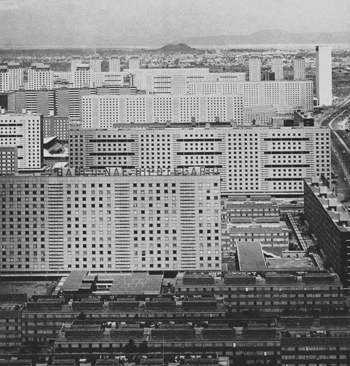 city housing nonoalco tlatelolco city architects  city housing nonoalco tlatelolco city 1964 1966 architects mario pani luis ramos arch landscape architects and architecture