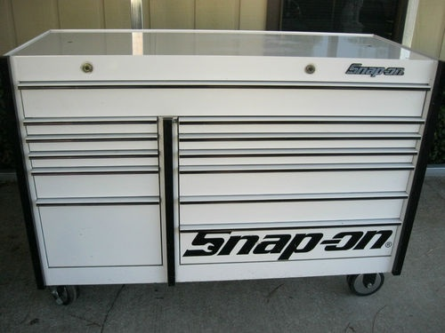 Snap On Tool Cabinet - WoodWorking Projects & Plans