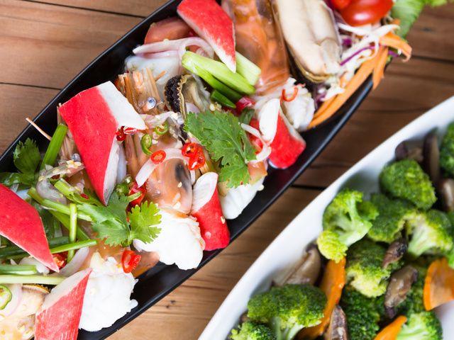 Крабовый салат: ТОП-5 лучших рецептов с фото