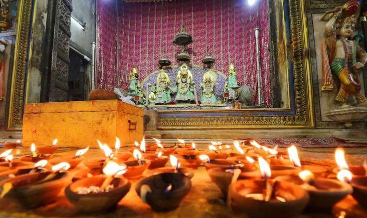 Diwali Celebration in Jaipur - NurPhoto/Getty Images