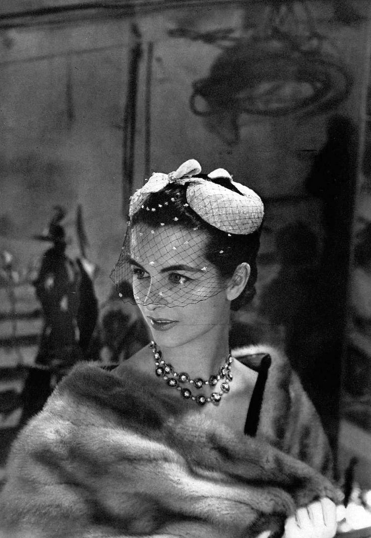 Photo by Georges Saad, 1955