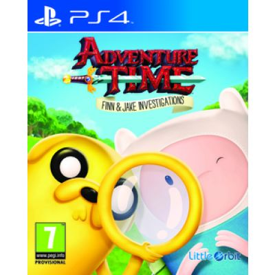 Adventure Time: Finn & Jake Investigations PS4