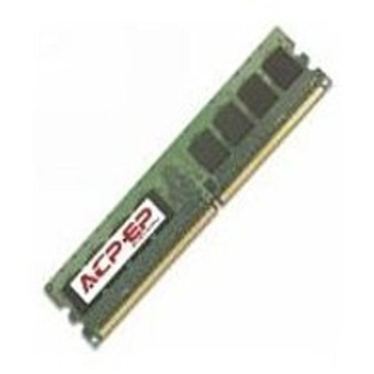 ACP Memory AM266DR2-2GB 2 GB Memory - DIMM 184-pin - 266 MHz-DDR266-PC2100 - DDR SDRAM