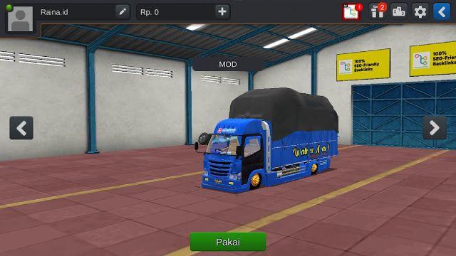 97 Mod Bussid Truk Mobil Motor Jetbus Koleksi Part 2 Raina Id Mobil Futuristik Truk Besar Konsep Mobil