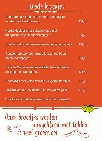 broodjes | Bij Elles verzorgt eten, drinken en feestjes met producten van biologische teelt en het liefst uit de regio.