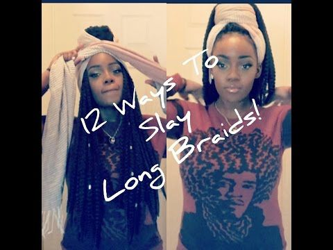 YouTube POETIC JUSTICE BRAIDS!