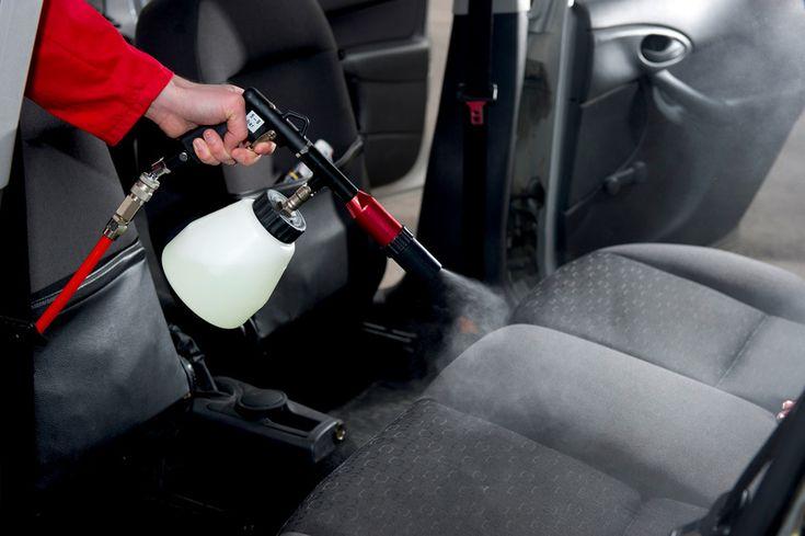 Per la pulizia dell' #auto? La Pistola Top Gun Würth! #wurthitalia #pulizia