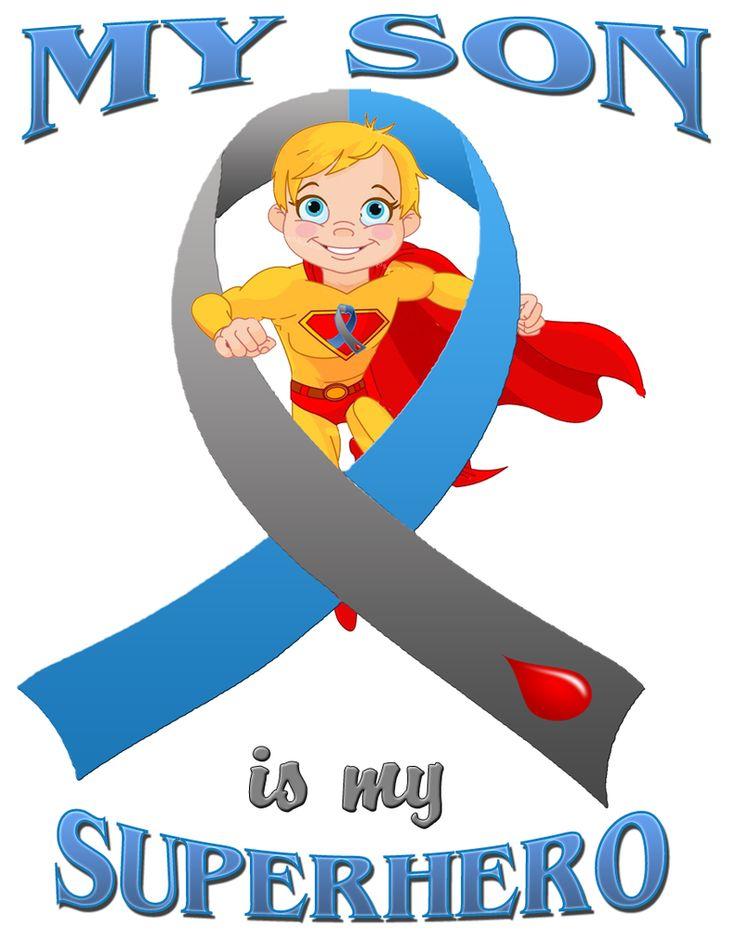 Custom Cartoon Diabetes Superhero – Diabetes Ribbon Awareness T Shirt #diabetessymptoms