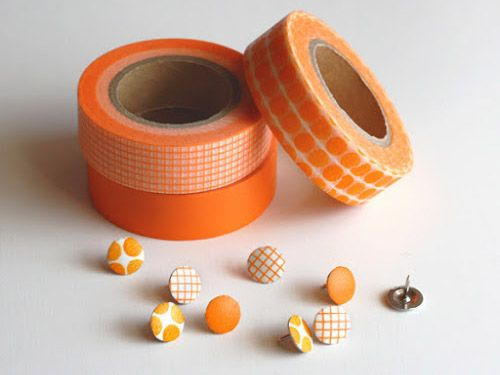 Make Everyday Things More Amazing With Washi Tape
