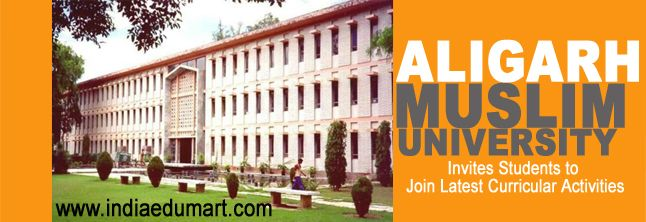 Let's Join Aligarh Muslim University Degree Programs
