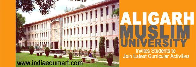 Let's Join Aligarh Muslim University Degree Programs