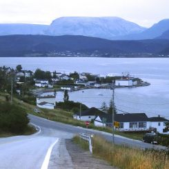 Woody Point at Dusk
