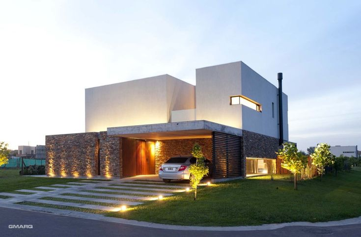 #Modern #House / Estudio GMARQ #Architects