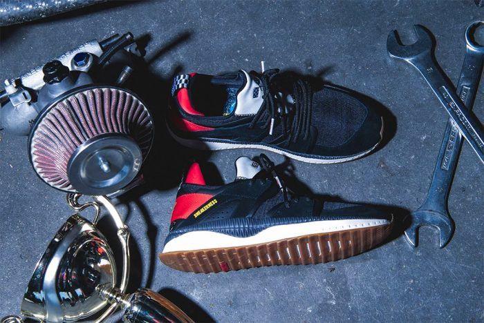 "http://SneakersCartel.com Sneakerness x PUMA Tsugi Blaze ""Race Club"" Limited to 150 Pairs #sneakers #shoes #kicks #jordan #lebron #nba #nike #adidas #reebok #airjordan #sneakerhead #fashion #sneakerscartel"