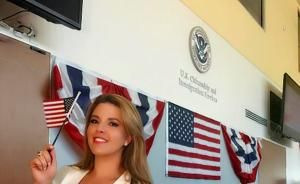 Alicia Machado, who was body-shamed by the billionaire bully, is voting for…