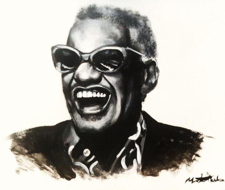 REGBIT1: Pianista  Ray Charles pioneiro e cantor de música ...
