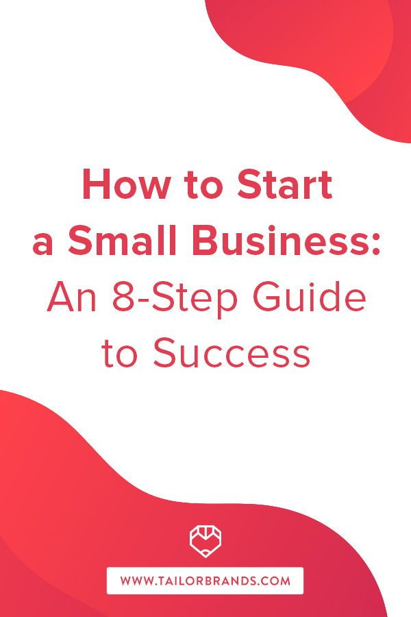A Step By Step Guide For Starting Your Business Financial Strategies Steps To Success Small Business Accounting Software