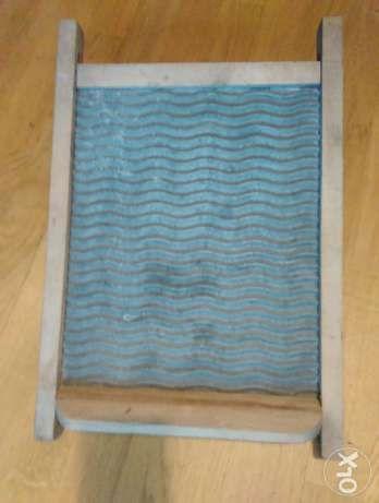 Tara do prania, nosidło do wiader z wodą, żeliwne drzwiczki do pieca Pruszcz Gdański - image 3