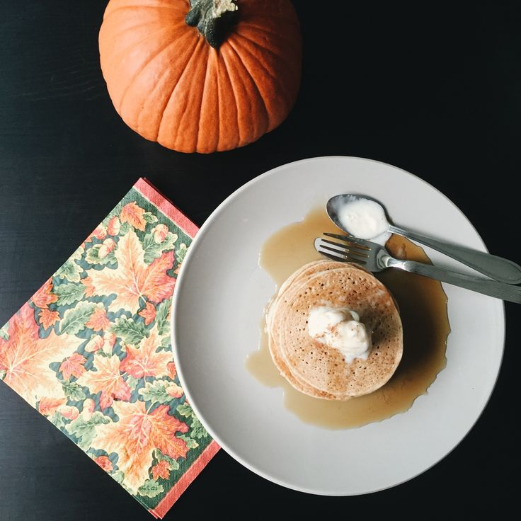 On Sunday's we brunch. #toronto #foodporn #breakfast #pumpkin #fall #autumn