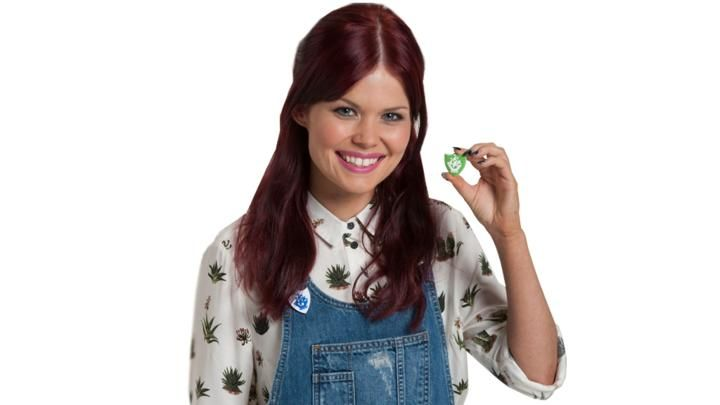 Apply for a Blue Peter badge. Applicants must be 6 to 15 years old.