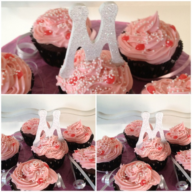 letter m birthday cupcakes party decor by me pinterest birthday cupcakes party and birthday