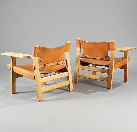 Borge Mogensen 'The Spanish Chair' Model 2226