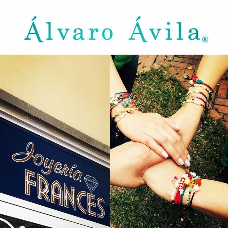 www.alvaroavila.com  Te invitamos a conocer nuestra más reciente Colección!!!.  En cada una de nuestras piezas exclusivas y sus símbolos, vamos a compartirte y hacer vibrar tus sentimientos positivos!!!  ALVARO ÁVILA ® visítanos en:   JOYERIA FRANCES MERCADO PLAZA, LOCAL #19 CEDRO ARRIBA, CARR 152  Teléfono: (787) 869 88 91. f_santiago2003@yahoo.com NARANJITO, PR, C.P. 00719
