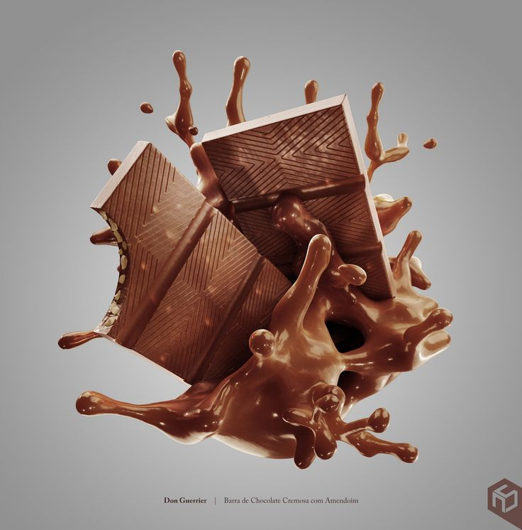 Don Guerrier Chocolates, Antônio Marcus de Oliveira Souza on ArtStation at https://www.artstation.com/artwork/don-guerrier-chocolates