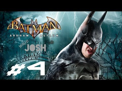 Batman: Arkham Asylum | Episode 4 - Save the Batmobile - YouTube