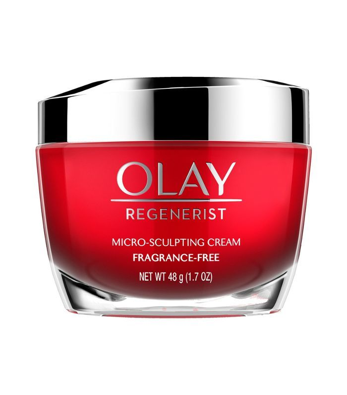 Olay Regenerist Micro Sculpting Cream Face Moisturizer Best Skincare Products For Anti Aging Wrinkle Creams Fragrance Free Products Best Drugstore Moisturizer