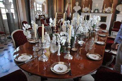 Chateau Champ De Bataille: salle à manger d'apparat