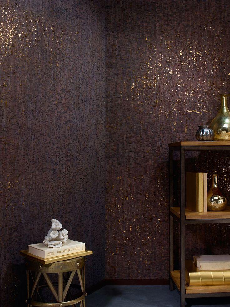 luxury wallcoverings Luxustapete 22 Streifen Tapete Manhattan