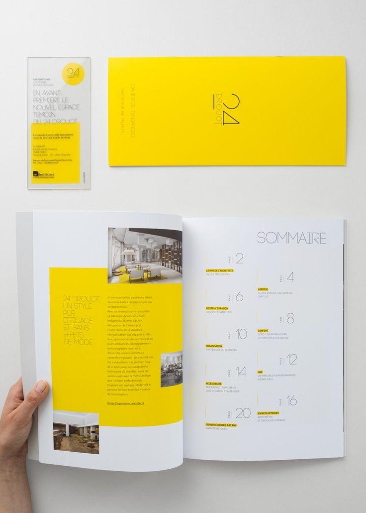 Populaire Les 25 meilleures idées de la catégorie Editorial design  CN02