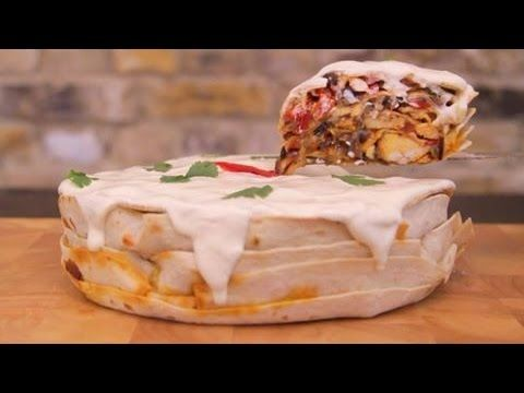 FAJITA CAKE*Welcome To My Kitchen* - YouTube