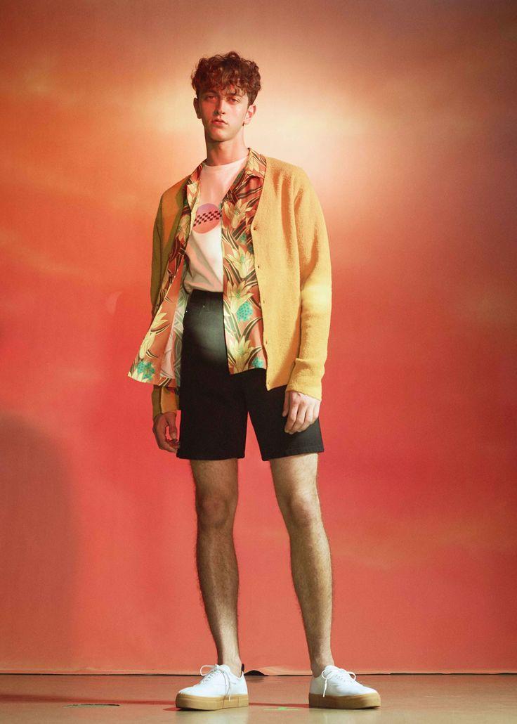 You As Spring Summer 2018 Menswear