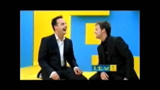 Various 'Ant and Dec' ITV Idents, via YouTube.