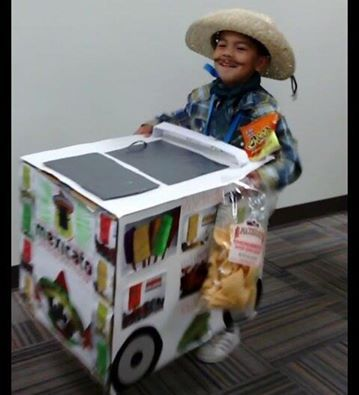 Paletero Mexican Man Costume....these are the BEST Halloween Costume Ideas for…