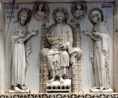 escultura bizantina