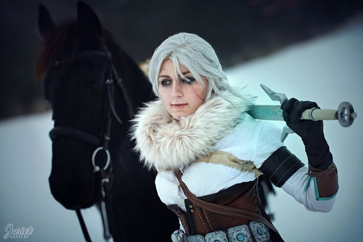 Ciri (the Witcher) by Juriet Cosplay #ciricosplay #witchercosplay #ciri