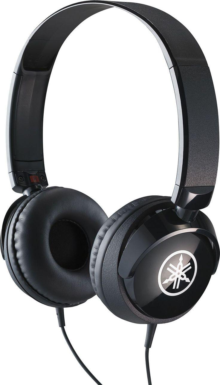 Căștile audio Yamaha HPH-50 produc un sunet excepțional, cu înalte și joase bine balansate, capabil să satisfacă ascultătorul atunci când le utilizează...
