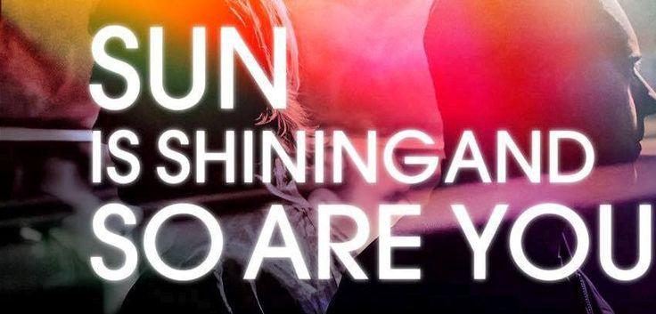 Fonte web #sunisshiningsoareyou #axwell #ingrosso #dryyourtears #holdtight #onewintersday #youcame
